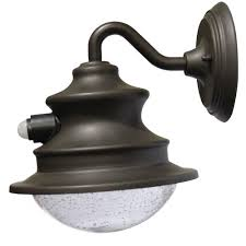 Gooseneck Outdoor Light Fixtures Outdoor Lighting Exterior Light Fixtures At The Home Depot