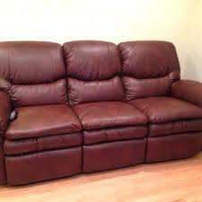Leather Sofa Lazy Boy Lazy Boy Couches Leather Veneziacalcioa5