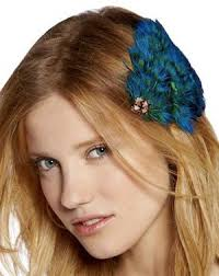 feather hair accessories 4 feather hair accessories with totally different vibes which