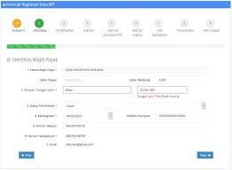 petunjuk membuat npwp online cara membuat npwp online 2018 dan solusi jika ditolak pajakbro com