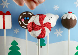 cake pops holidays ornaments and a giveaway bakerella