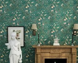 apple tree bloom wallpapers beibehang american rural wall papers apple tree flower design