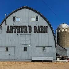 Dome Barn Arthur U0027s Barn Has Devastating Fire The Valley City Times Record
