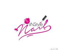 nail logo beauty nails pinterest logos salons and nail