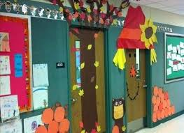 Creative Fall Door Decorations Collection Decorating Ideas Fall