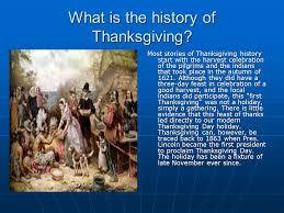 thanksgiving date history divascuisine