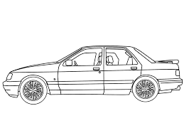 classic cars drawings outline drawing of drift cars free download clip art free clip
