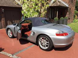 used 2003 porsche boxster 986 96 04 24v s for sale in kent