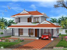 Architecture Home Plans Roof 32 Roof Home Design Kerala House Plans Southern Narrow Lot