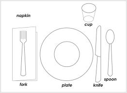 place settings 48 correct dinner table place setting dining table proper place