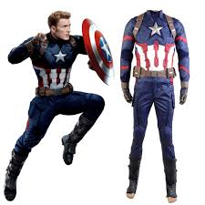 halloween costumes captain america shop for captain america cosplay costumes captain america