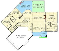 3 bed 2 bath house plans rustic hip roof 3 bed house plan 15887ge architectural designs