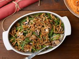 make ahead green bean casserole recipe food network kitchen