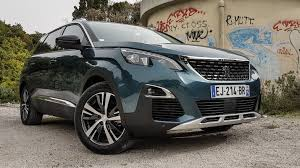 peugeot new models peugeot 5008 rev ie