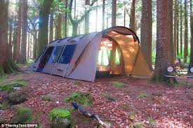 camping gets comfortable insulated tent keeps you warm in winter