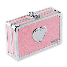 pencil boxes vltz pencil box pink heart walmart