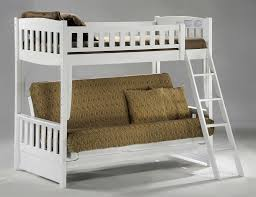 Bunk Bed With Futon On Bottom Wooden Bunk Bed With Futon And Desk Wooden Global