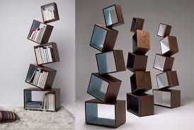 unusual shelving 12 playful and unusual bookcases design swan