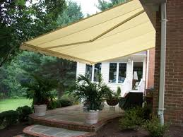Deck Canopy Awning Deck Awnings Fairfax Virginia Fairfax Garage Door Company