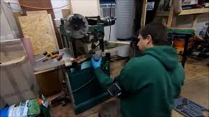 planer gearbox oil change youtube
