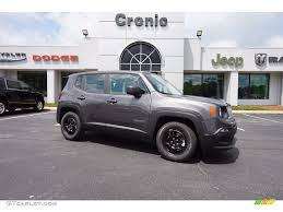 anvil jeep renegade sport 2016 granite crystal metallic jeep renegade sport 112632930