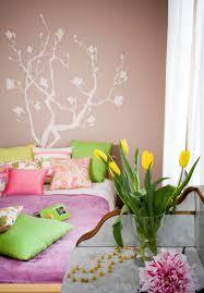 Couleur De Peinture Pour Une Chambre by Peinture Murale Quelle Couleur Choisir Chambre à Coucher