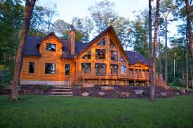 log home ranch floor plans baby nursery cottage block homes log cabins exterior pictures