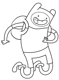 cartoon network coloring pages adventure cartoon simplepict
