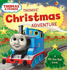 booktopia thomas u0027 christmas adventure thomas friends