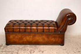 Antique Ottoman Antique Leather Ottoman Daybed 225055