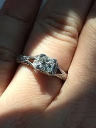 jared jewelers reviews neil lane engagement rings weddingbee