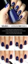15 easy nail tutorials with scotch tape pretty designs