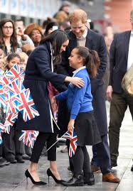 prince harry prince harry and meghan markle inspire this little girl time