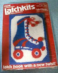 Latch Hook Rugs Latch Hook Rugs In The 80s Like Totally 80s