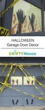 best 25 halloween garage door ideas on pinterest garage door