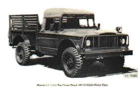 old military jeep truck kaiser jeep m715 wikipedia