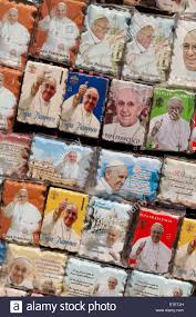 pope francis souvenirs pope francis fridge magnet souvenir gifts for sale rome italy