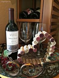wine cork hearts hometalk