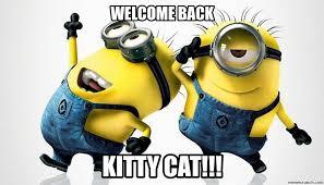 Welcome Back Meme - back