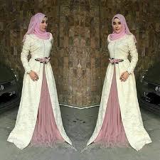 gamis modern gamis modern terbaru baju muslim setelan modis