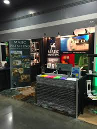 2015 spring portland home and garden show majic painting