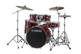 yamaha hardware pack yamaha stage custom birch 5 standard drum set samash