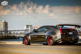 cadillac cts v coup d3 cadillac cts v coupe with cec wheels