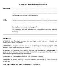 assignment agreement assignment agreement for contract proceeds
