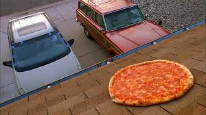 breaking bad house owners say people are throwing pizza on their
