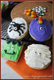 monster sugar cookies shugary sweets