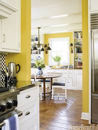 kitchen yellow kitchen walls with oak cabinets canisters sets