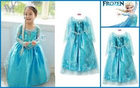 dresses u0026 skirts frozen elsa dress 4 5 years was sold for r300