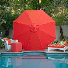 Backyard Umbrellas Patio Umbrellas Outdoor Market Umbrella Custom Designer Fabric
