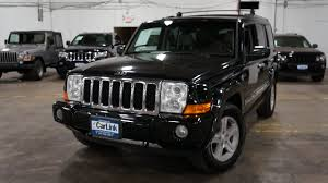 2009 jeep commander overland hemi youtube